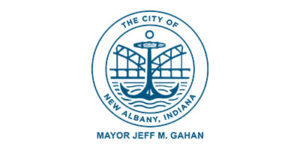 The City of New Albany Logo